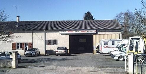 Garage Ladaux